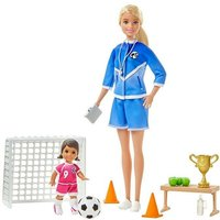Barbie Football Coach Playset (GLM47)
