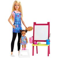 Barbie Art Teacher Playset (GJM29)