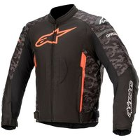 Alpinestars T-GP Plus R V3 Black/Camo/Red