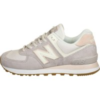 New Balance WL574 logwood with smoked salt