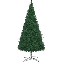 Idealo ES|VidaXL Artificial Christmas Tree With Pine Cones And Glitter