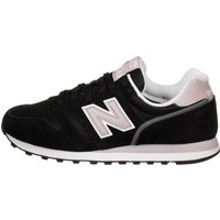 New Balance 373 Women black with logwood