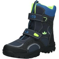 Lico Winterboots Kids Samuel (720352) marine/blue/lemon