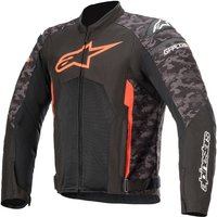 Alpinestars T-GP Plus V3 Air Jacket black/camouflage