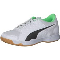 Puma Auriz Jr green/black/white (106149-01)