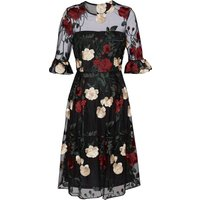 Celia Floral Embroidery Dress