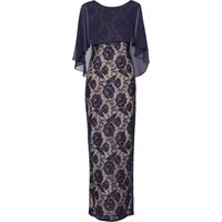 Amy Floral Embroidered Maxi Dress