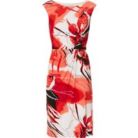 Arlene Floral Print Jersey Dress