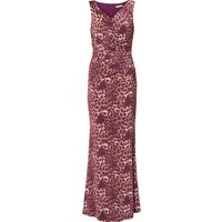 Alesana Print Jersey Maxi Dress
