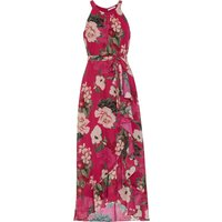 Cortana Floral Belted Dress