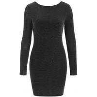 Backless Sparkly Bodycon Dress