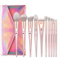 10 PCS Multi-functional Makeup Brushes