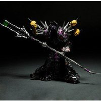 16cm Height Undead Warlock Action Figure Decoration Toy
