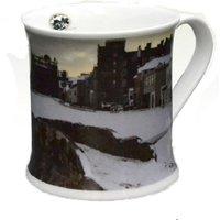 St Andrews Snow Scene Mugs