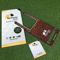 FatPlate Sand Training Aid