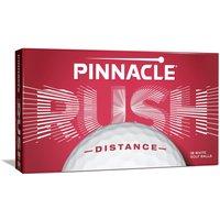 Pinnacle Rush Golf Balls Multibuy x 3