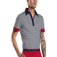 GFore Feeder Stripe Polo Shirts