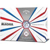 Callaway Supersoft Magna Golf Balls Multibuy x 2