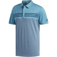 Adidas Heather Block Polo