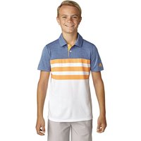 Adidas Junior 3-stripes Fashion Polo Shirts