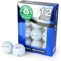 Second Chance TaylorMade Mix Of TP5 TP5X Recycled Golf Balls