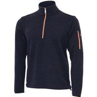 Ivanhoe Assar Half Zip Lined Sweaters