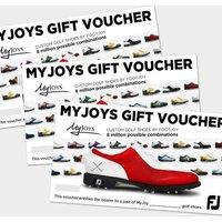 FootJoy MyJoy Voucher