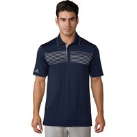 Adidas Essentials Textured Tipped Polo Shirts