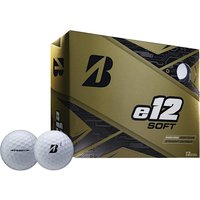 Bridgestone e12 Soft Golf Balls Multibuy x 3