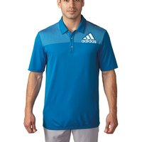Adidas Big Logo Dot Print Polo