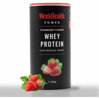 Mens Health Whey Protein 500 gr Aardbei