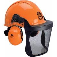 Casque forestier G3000M 3M XA007707350 orange