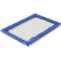 Flachluftfilter 160 x 115 x 20 mm für Briggs & Stratton, John Deere
