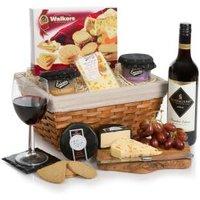Wine Cheese & Pate Hamper