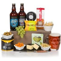 Craft Beer Cheese and Snacks Hamper