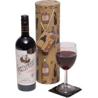 Gentlemans Collection Red Wine Gift