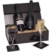 Prosecco & Red Wine Gift Hamper