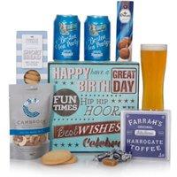 Birthday Treats Tower Hamper