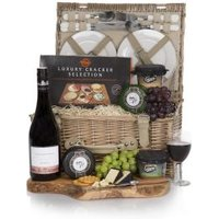 Luxury Food & Wine Traditional Hamper