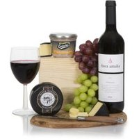 The Wine & Cheese Gift