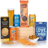 Craft Beer and Food Hamper