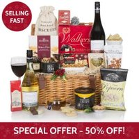 Luxury Bearing Gifts Christmas Hamper