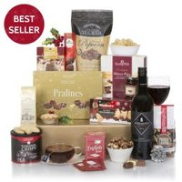 Wine & Chocolate Gourmet Hamper