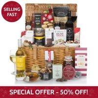 Luxury Traditional Christmas Hamper