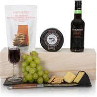Port & Cheese Selection Hamper