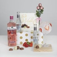 Spring Basket Hamper For Her