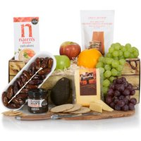 Fruit & Cheese Bounty Hamper