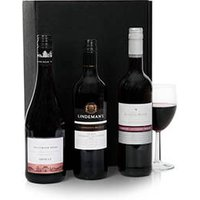 Australian Red Wine Trio