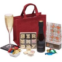 The Little Red Birthday Hamper