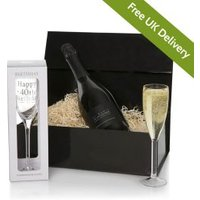 Happy 40th Birthday Prosecco Gift